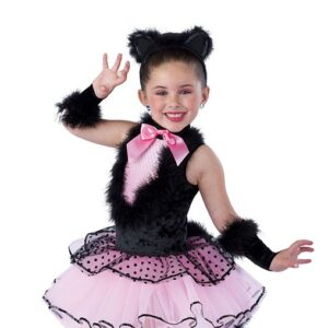 21824  Stray Cat Strut Cat Character Performance Dance Costume A