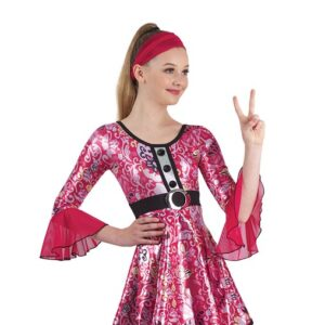 21839  Incense Peppermints Retro Character Performance Dance Costume A