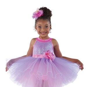 21881  Be True Kids Sequin Performance Ballet Tutu