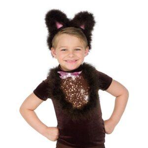 21884  Bear Cha Cha Boys Bear Character Dance Top