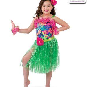 22030  Hawaiian Character Dance Costume