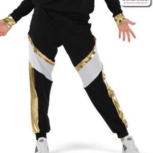 22034P  Dryfit Foil Hip Hop Performance Joggers B