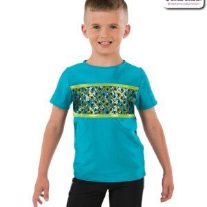 22074  Boys Sequin Dance Vest