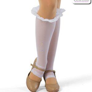 22914S  Socks Dance Costume Accessory