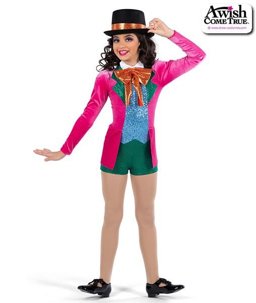22928 Mad Hatter Dance Costume