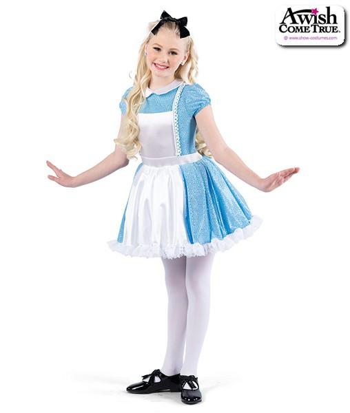 22929 Alice In Wonderland Dance Costume