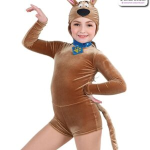 22945  Scooby Doo Character Dance Costume A