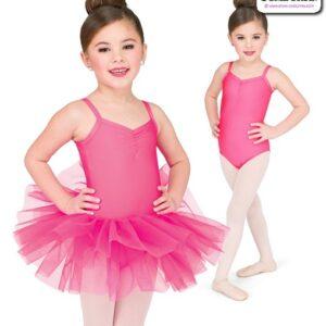 22972  Basic Spandex Ballet Leotard Tutu
