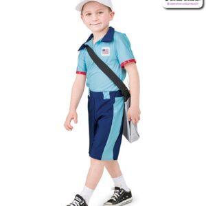 22987  Boy Postie Character Dance Costume
