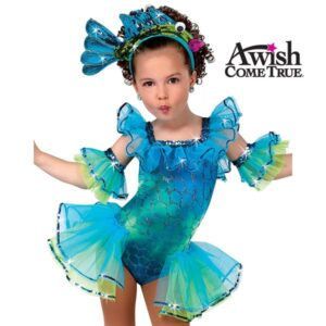 Under The Sea - Character Dance Costume - 12655