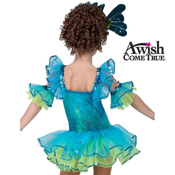 Under The Sea - Character Dance Costume - 12655 3