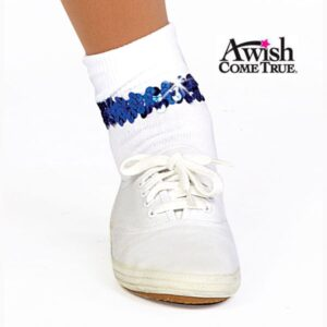 Socks With Sequin Band 2