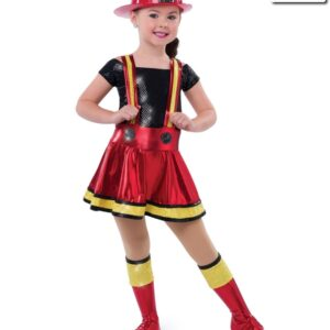 522  Great Balls Of Fire Character Costume