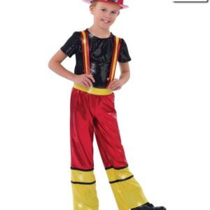 523  Great Balls Of Fire Character Costume Boys