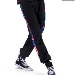 545GP  Hit By Lightning Boys Mens Value Hip Hop Street Dance Pants