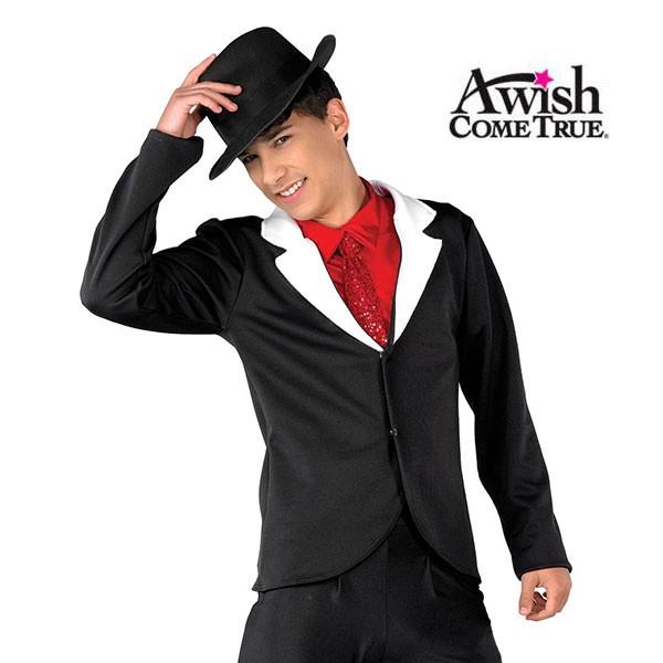 Rib Knit Suit Jacket 3