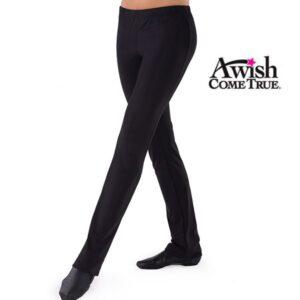 Spandex Straight Leg Pants