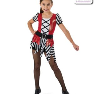 580  Pirate Kids Character Performance Dance Costume