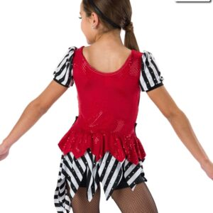 580  The Black Pearl Jazz Tap Character Value Costume Back