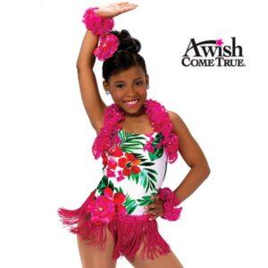 Caribbean Jam - Fringe Skirt