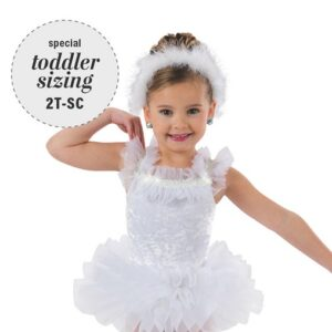 614  Baby Swans Ballet Character Dance Costume A