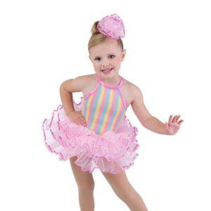 697  Cupcake Cutie Toddler Tap Dance Costume