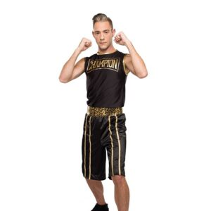 738  A Gonna Fly Now Boxer Themed Dance Costume A