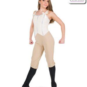 760  Hamilton Velvet Character Dance Costume