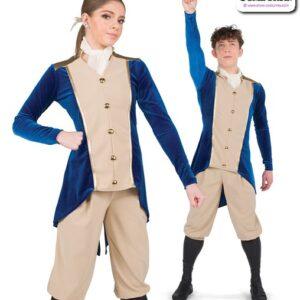 762  Hamilton Girls Boys Character Dance Costume A