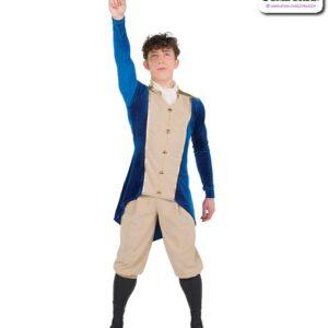 762  Hamilton Girls Boys Character Dance Costume B