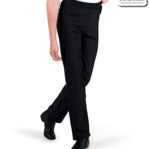 849  Plain Fronted Guys Spandex Dance Pants A