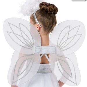 A789  Angel Wings Halo Set Dance Costume Accessory