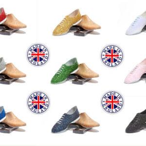 Glitter Jazz Shoes