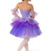 H155 69 Waltz Of The Flowers Ballet Tutu Lavender