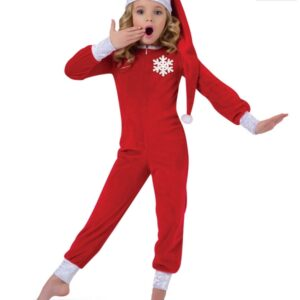 H463  Night Before Christmas Themed Dance Costume