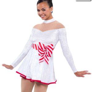 H518  Boogie Woogie Christmas Winter Wonderland Themed Character Dance Costume
