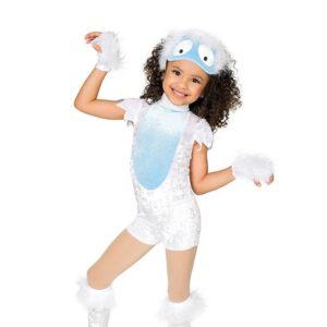 H583  Yeti SetGO Christmas Themed Character Costume