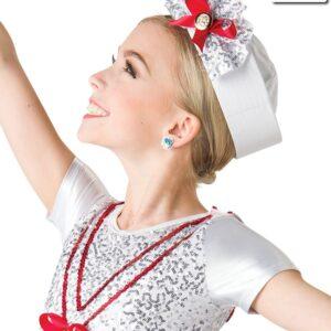 H74  Sailors Hat Dance Costume Accessory