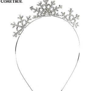 J B35  A Snowflake Headband Dance Costume Accessory