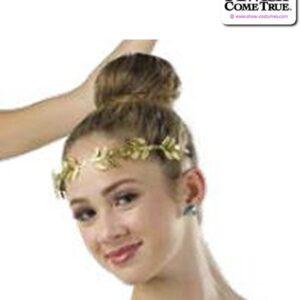 J B39Y  Leaf Headband Dance Costume Accessory
