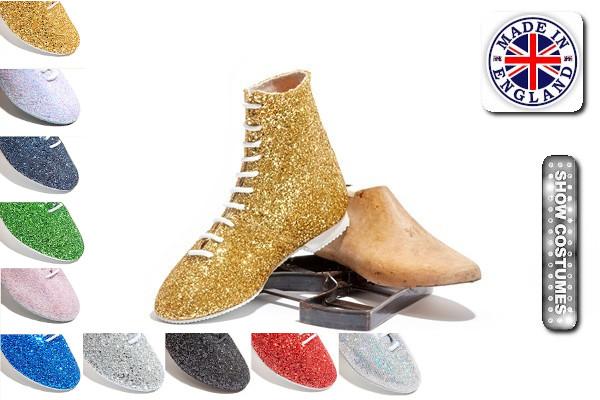 Glitter Jazz Boots