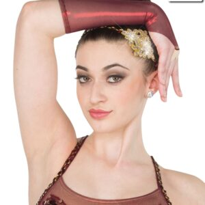 S225M  Can You Do This Mitts Competition Costume Accessory A