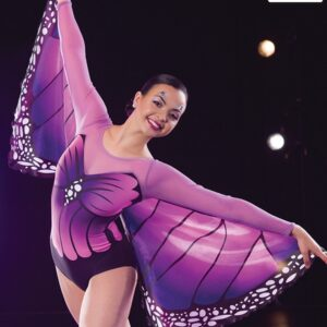 S250 Metmorphosis Butterfly Dance Costume