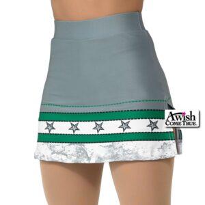 T1916  A Liberty Cheer Dance Skirt Silhouette