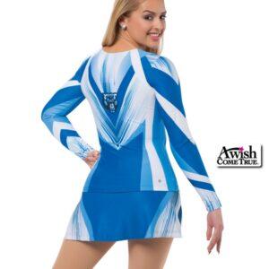 T2015  Endurance Long Sleeve Cheer Dance Team Back