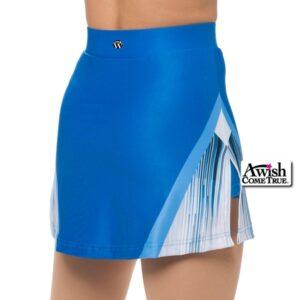 T2016  Endurance Cheer Dance Team Skirt Back