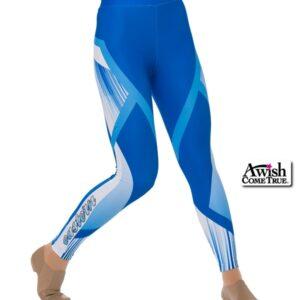 T2017  Endurance Cheer Dance Team Legging