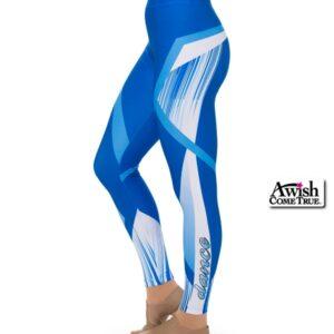 T2017  Endurance Cheer Dance Team Legging D
