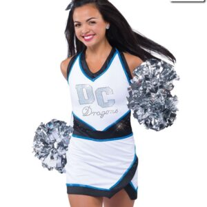 T2024  Pinnacle Cheer Pom Team Dress