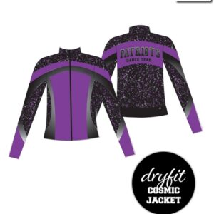 T2094  Cosmic Ultra Impress Dryfit Jacket Cheer Team Truecolors